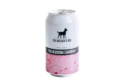 Pea Blossom Lemonade