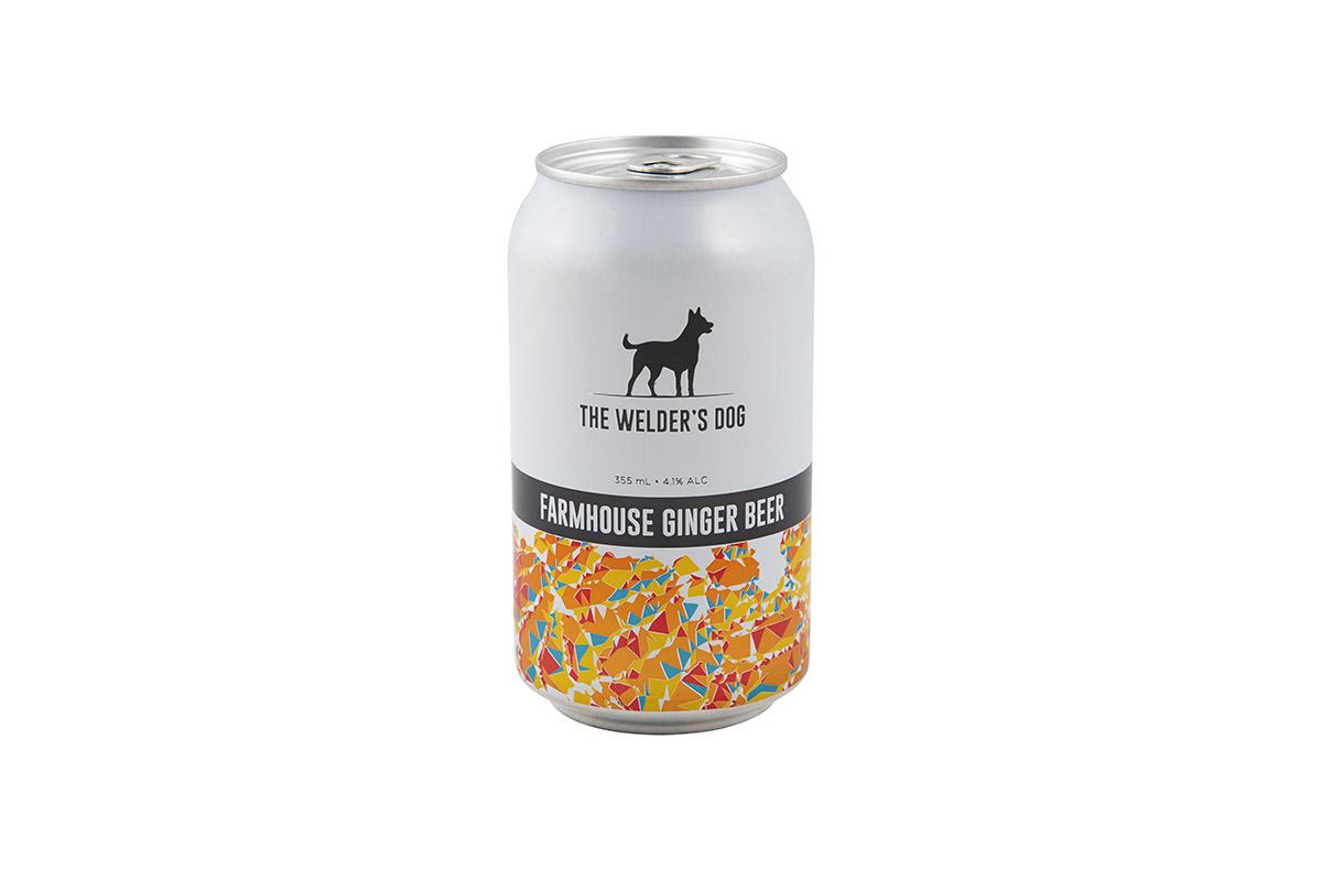Farmhouse Ginger Beer
