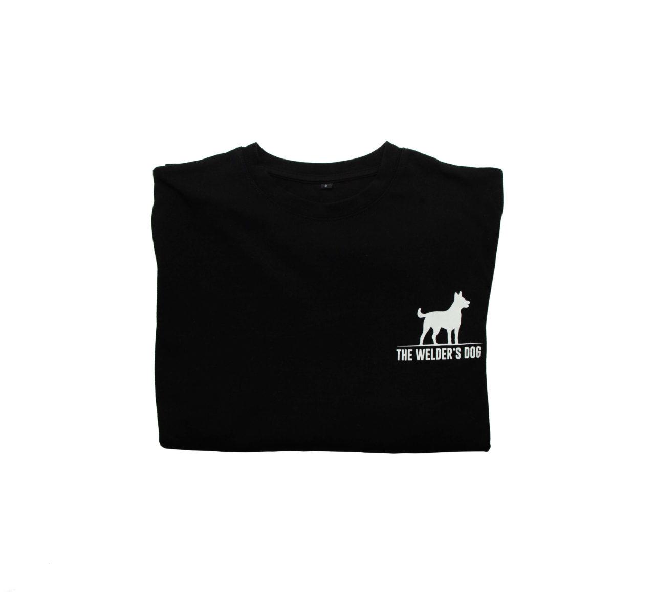 Welder's Dog T-Shirt