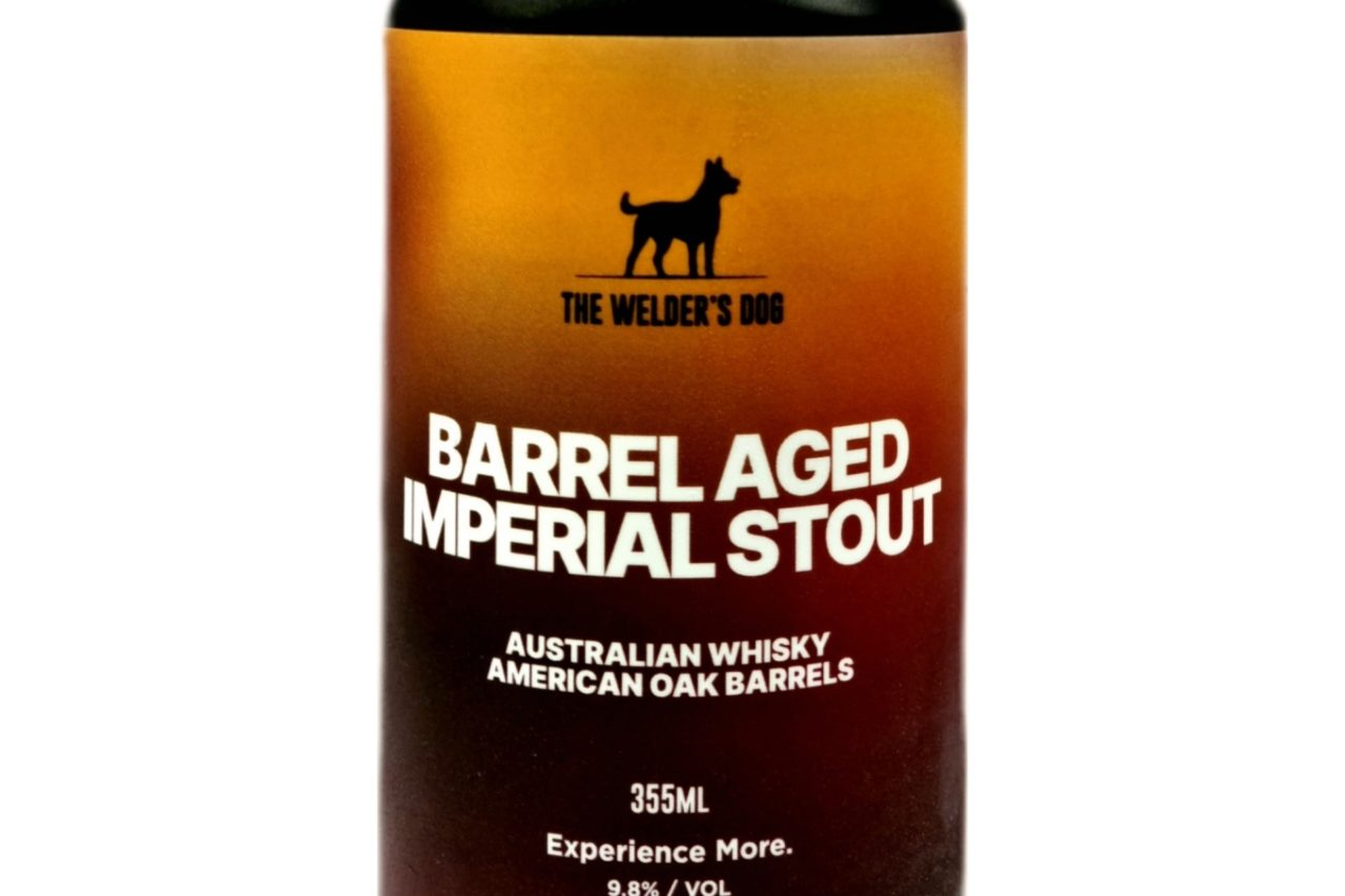 Barrel Aged Imperial Stout