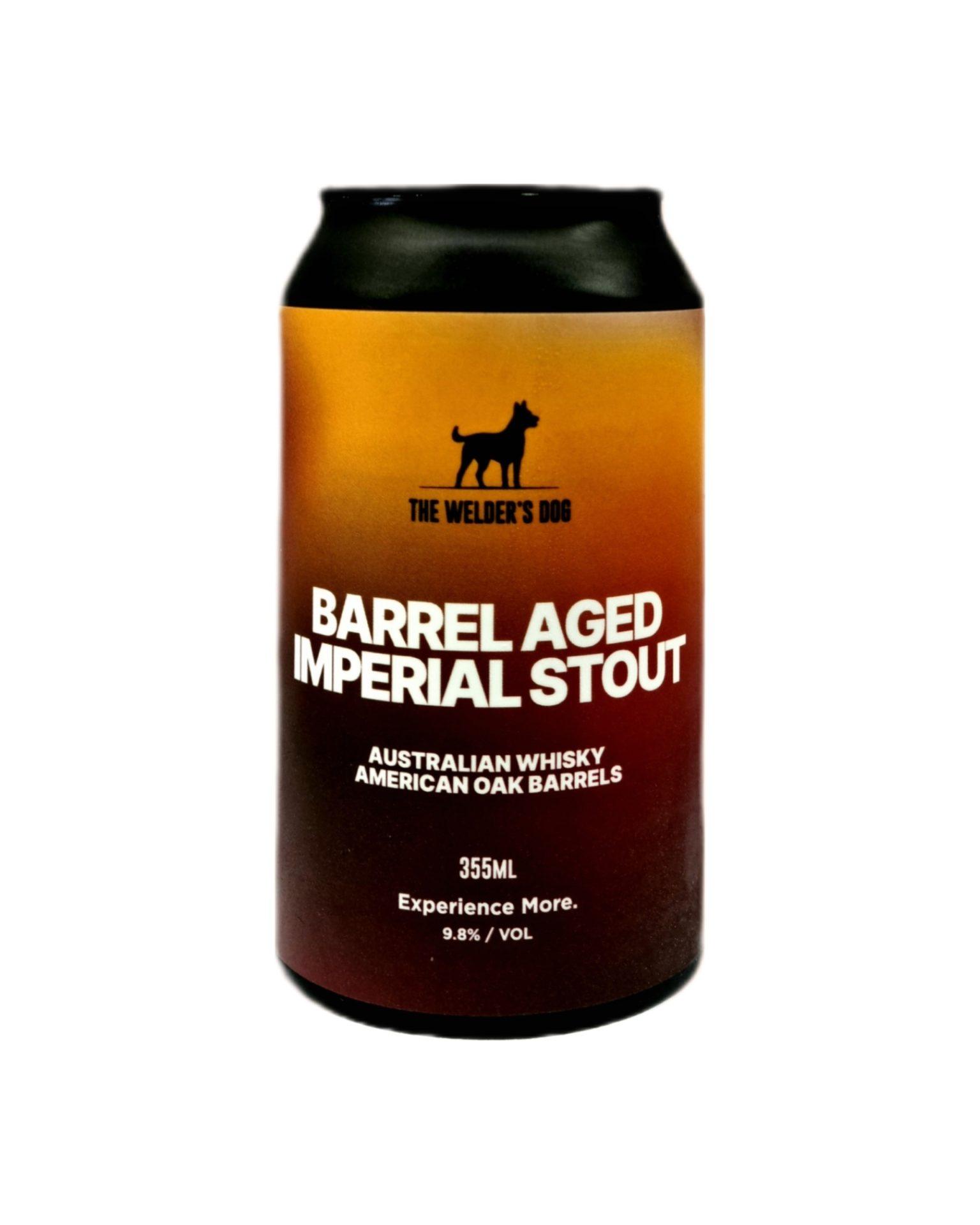 Barrel Aged Stout